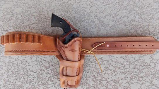 laramie rig, western star leather, western star leather laramie rig