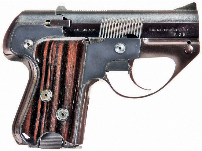 concealed carry, concealed carry handgun, concealed carry handguns, pocket pistol, pocket pistols, concealed carry pocket pistol, concealed carry pocket pistols, American Derringer LM4 (Semmerling)