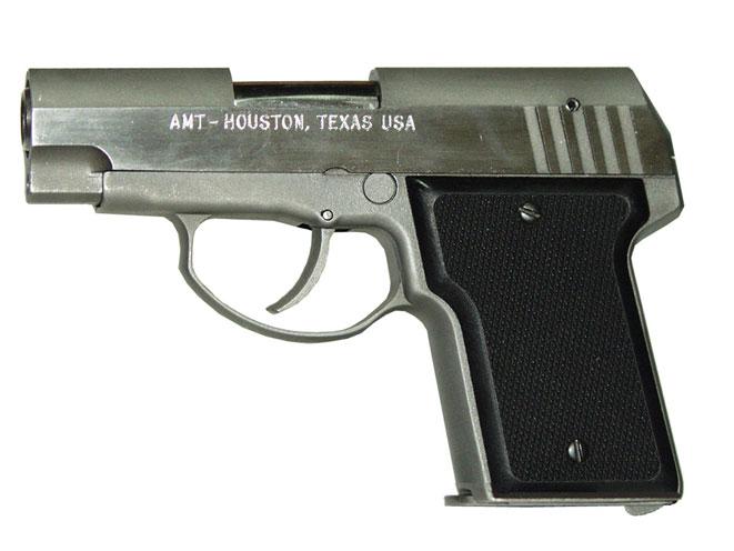concealed carry, concealed carry handgun, concealed carry handguns, pocket pistol, pocket pistols, concealed carry pocket pistol, concealed carry pocket pistols, AMT .45 ACP Backup