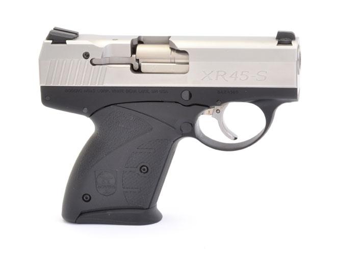 concealed carry, concealed carry handgun, concealed carry handguns, pocket pistol, pocket pistols, concealed carry pocket pistol, concealed carry pocket pistols, Boberg XR45-S