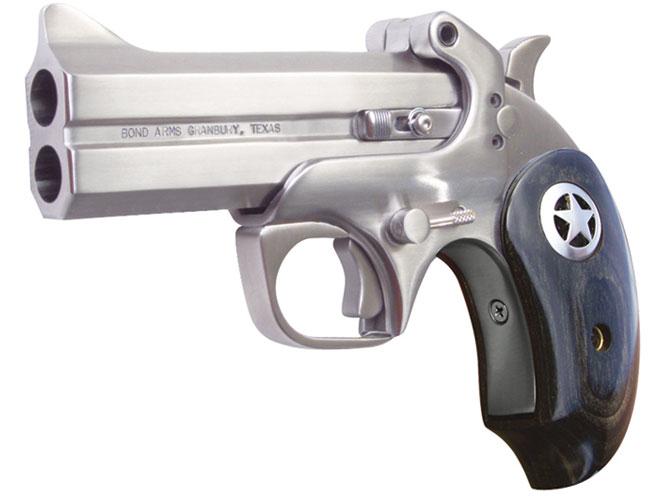 Bond Arms Ranger II, bond arms, bond arms derringer