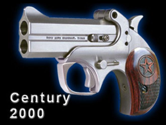 bond arms, bond arms derringer, bond arms derringers, Bonds Arms century 2000