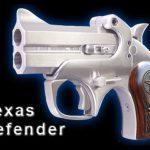 bond arms, bond arms derringer, bond arms derringers, Bonds Arms texas defender