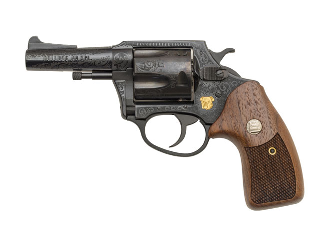 charter arms, charter arms bulldog, charter arms bulldog revolver, Charter Arms Bulldog 50th anniversary