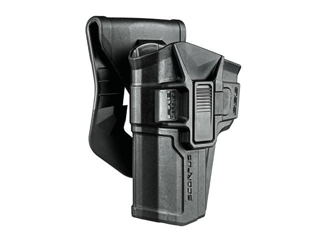 holster, holsters, ammo, ammunition, FAB Defense Scorpus Holsters