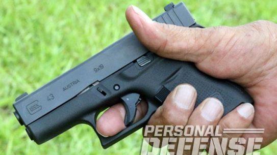 GLOCK 43, glock, glock g43, g43, glock 43 test