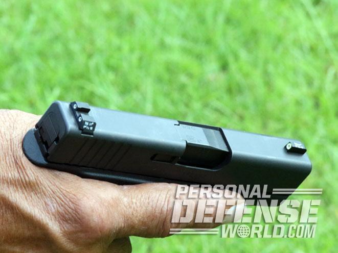 GLOCK 43, glock, glock g43, g43, glock 43 shooting