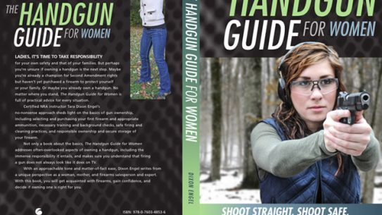 handgun guide for women, the handgun guide for women, handgun guide for women book