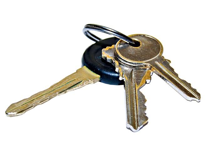 Improvised Weapons, Improvised Weapon, weapon, weapons, everyday weapon, everyday weapons, improvised weapon keys, keys