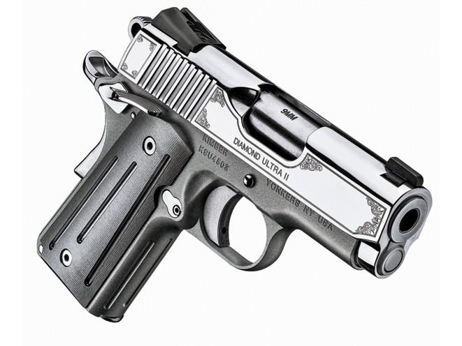 kimber, kimber pistols, kimber concealed carry, concealed carry, Kimber Diamond Ultra II