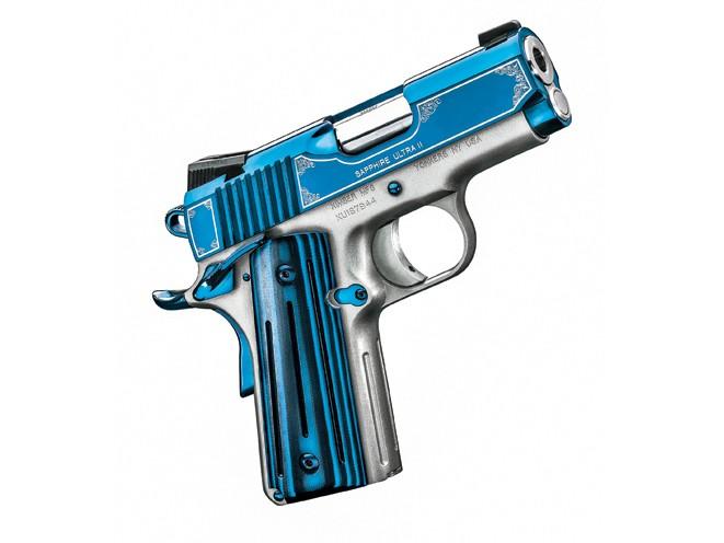 kimber, kimber pistols, kimber concealed carry, concealed carry, Kimber Ultra II