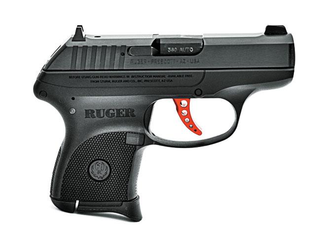 ruger lcp, ruger lcp custom, ruger lcp custom handgun