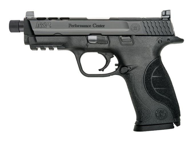 Smith & Wesson Performance Center M&P Ported, smith & wesson, Performance Center M&P Ported