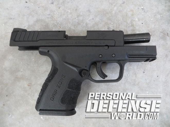 springfield, springfield armory, springfield armory xd mod.2, springfield xd mod.2, xd mod.2, xd mod.2 45 acp handgun