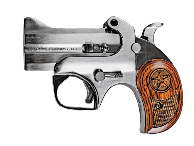 Bond Arms Texas Defender, bond arms, bond arms derringer, texas defender