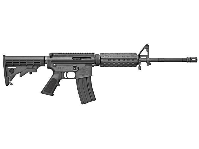 ar, ar15, ar 15, ar-15, home defense ar, home defense ar-15, Bushmaster Carbon-15 M4 Quad Rail