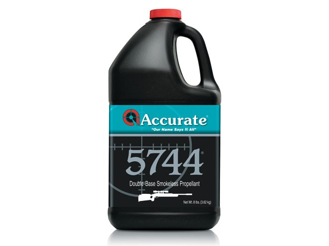 reloading powder, reloading powders, gun powder, gun powders, Accurate 5744
