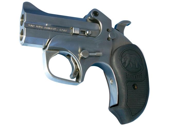 bond, Bond Arms, bond arms derringer, bond arms derringers, bond arms CA papa bear