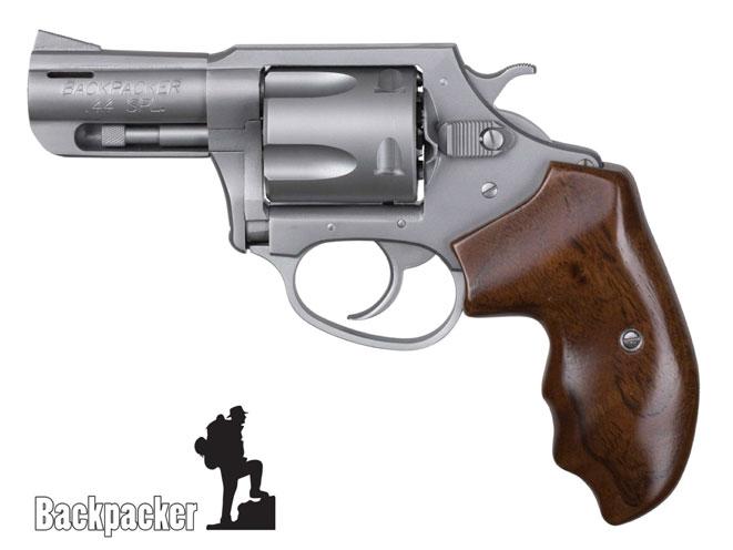 new pistol, pistol, new handgun, new handguns, handgun, handguns, pistol, pistols, concealed carry handgun, concealed carry handguns, concealed carry gun, Charter Arms Backpacker