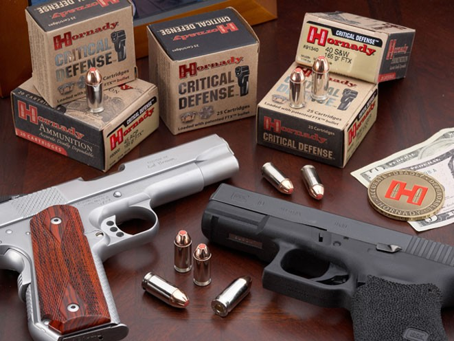 defensive handgun ammo, handgun ammo, ammo, ammunition, handgun ammunition, hornady ammo