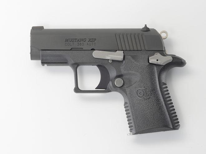 pocket pistol, pocket pistols, concealed carry handguns, concealed carry handgun, concealed carry pistol, concealed carry pistols, Colt Mustang XSP