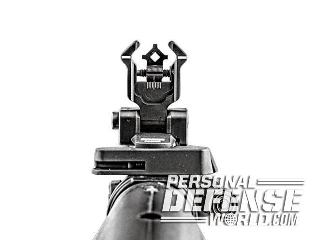 sight, sights, iron sight, iron sights, backup iron sight, backup iron sights, Diamondhead Rear Combat Sight