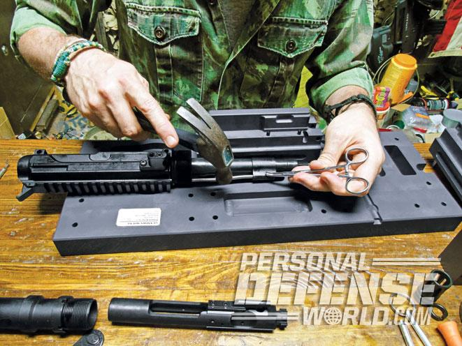 ar, ar pistol, ar guns, ar build, ar pistol build, how to build an ar pistol, ar gun build, roll pin ar pistol
