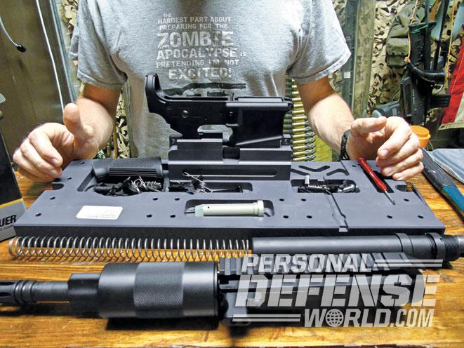 ar, ar pistol, ar guns, ar build, ar pistol build, how to build an ar pistol, ar gun build, lower receiver ar pistol