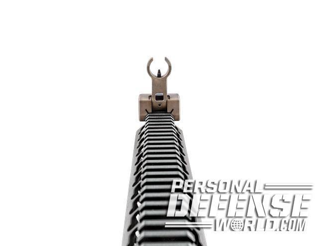 sight, sights, iron sight, iron sights, backup iron sight, backup iron sights, Emtan Karmiel LTD - Folding Front Sight