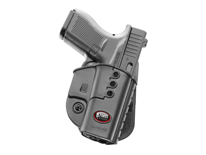 holster, holsters, concealed carry, concealed carry holster, concealed carry holsters, Fobus Evolution For G43