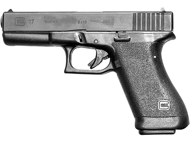 glock, glock pistol, glock pistols, glock handgun, glock handguns, glock 17 gen1