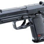 airgun, airgun range, airguns, airgun training, Umarex HK USP