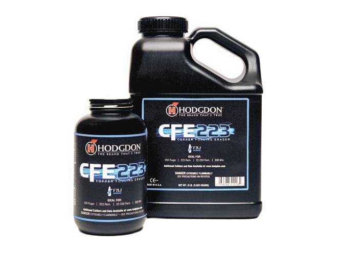 reloading powder, reloading powders, gun powder, gun powders, Hodgdon CFE 223