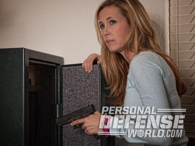 safe room, safe rooms, home defense safe room, defensive safe room, bricks safe room, handgun safe room