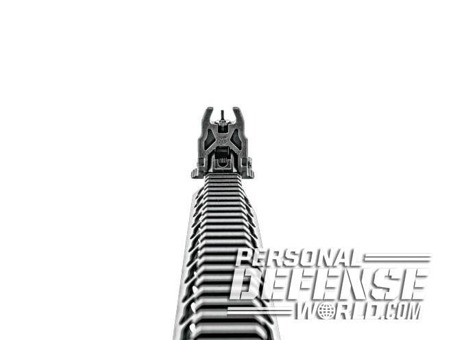sight, sights, iron sight, iron sights, backup iron sight, backup iron sights, Magpul Industries - MBUS Front Sight