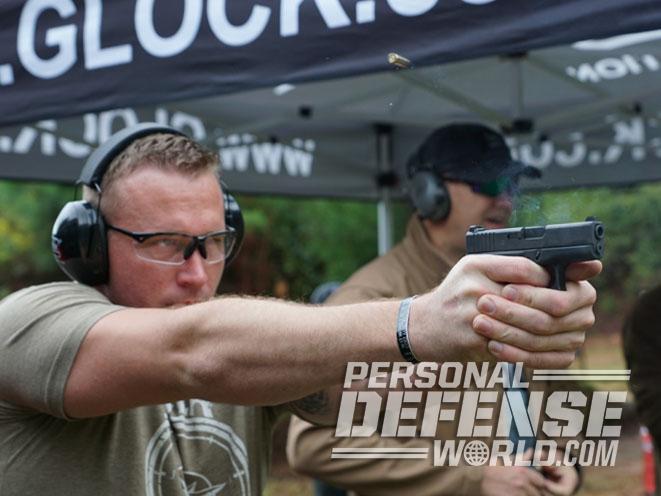 gunny, gunny challenge, glock, glock gunny, glock gunny challenge, r. lee ermey, r. lee ermey gunny, dakota meyer glock 43