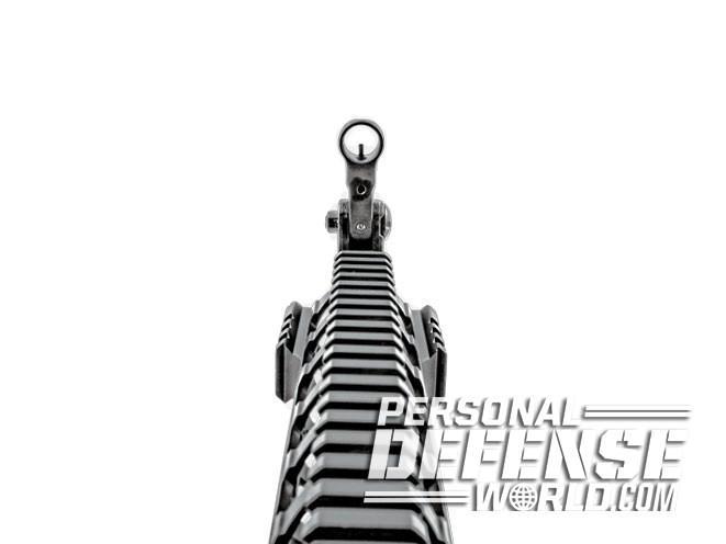sight, sights, iron sight, iron sights, backup iron sight, backup iron sights, Precision Reflex - PRI G2 Flip Up Front