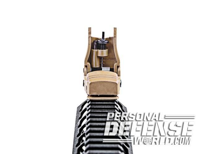 sight, sights, iron sight, iron sights, backup iron sight, backup iron sights, Mission First Tactical - BUPSWF