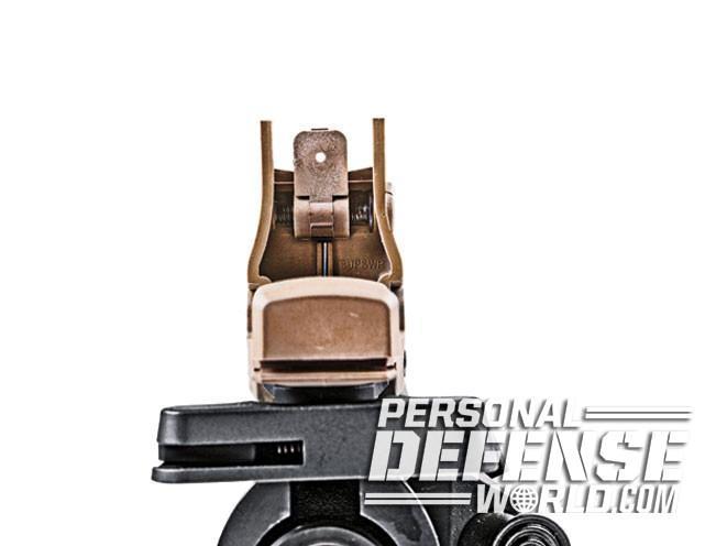 sight, sights, iron sight, iron sights, backup iron sight, backup iron sights, Mission First Tactical - BUPSWR