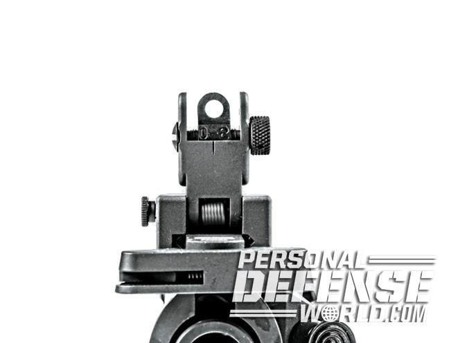 sight, sights, iron sight, iron sights, backup iron sight, backup iron sights, Wilson Combat - Quick Detach Rear Sight
