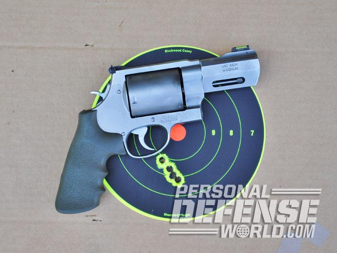 Smith & Wesson Performance Center 460XVR, performance center 460XVR, 460XVR, s&w 460XVR, 460XVR targets