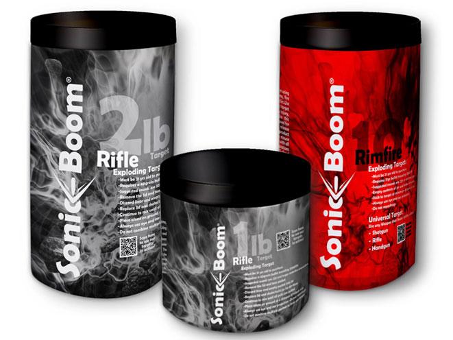 sonic boom, sonic boom rimfire target, sonic boom rimfire targets, sonic boom targets