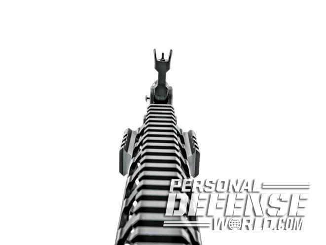 sight, sights, iron sight, iron sights, backup iron sight, backup iron sights, Yankee Hill Machine - Front Flip Sight Tower