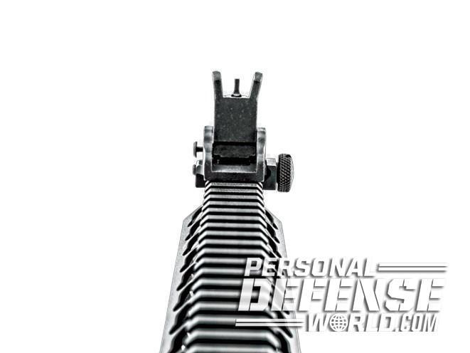 sight, sights, iron sight, iron sights, backup iron sight, backup iron sights, Yankee Hill Machine - Same Plane Flip Sight