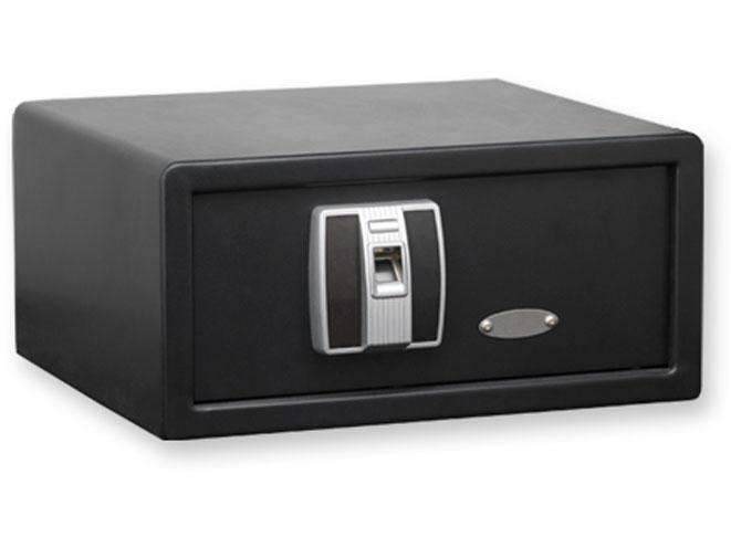 gun safe, gun safes, bedside gun safe, Bulldog Biometric Fingerprint Pistol Vault