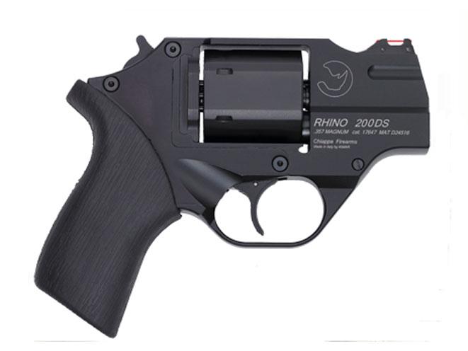 pocket pistol, pocket pistols, concealed carry handguns, concealed carry handgun, concealed carry pistol, concealed carry pistols, Chiappa Rhino 200DS