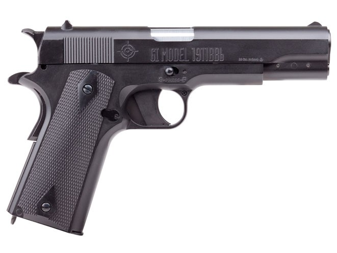Crosman GI Model 1911BBb, crosman, air guns