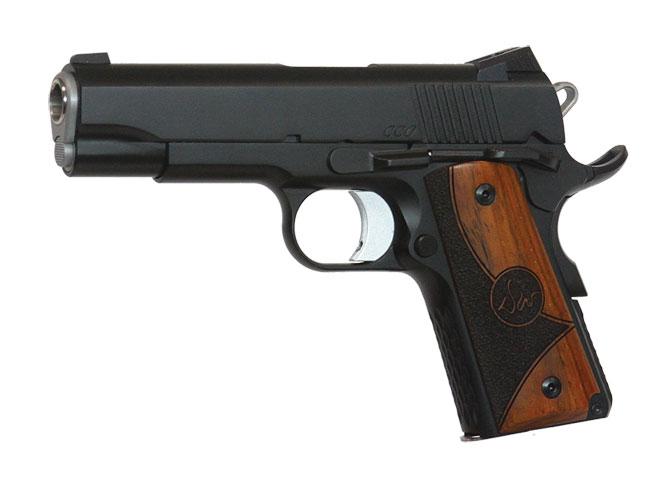 compact, compact carry, compact carry handgun, compact carry handguns, Dan Wesson CCO