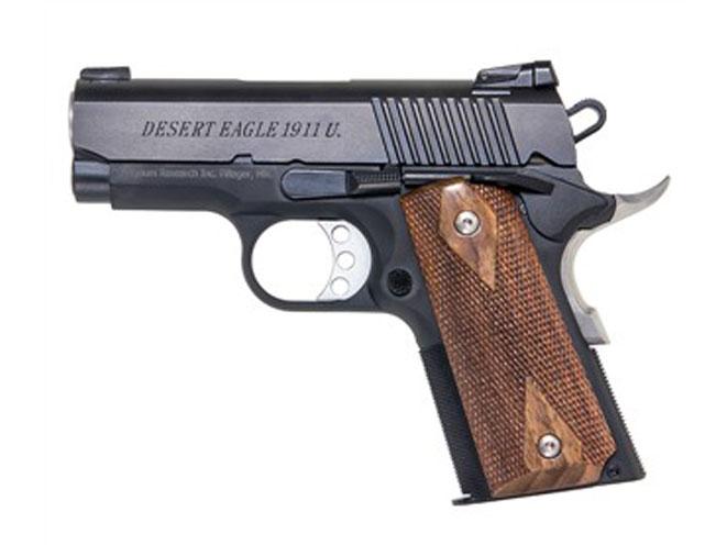 compact, compact carry, compact carry handgun, compact carry handguns, Desert Eagle 1911U