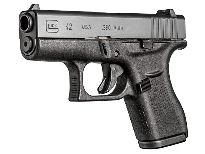pocket pistol, pocket pistols, concealed carry handguns, concealed carry handgun, concealed carry pistol, concealed carry pistols, Glock 42